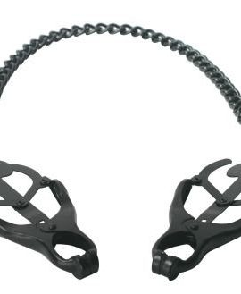 Black-Japanese-Clover-Clamps-0