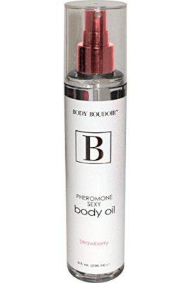 Body-Boudoir-Pheromone-Sexy-Body-Oil-for-Sensual-Massage-8-fl-oz-Strawberry-0