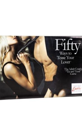 California-Exotic-Novelties-Fifty-Ways-to-Tease-Your-Lover-Multi-colored-0