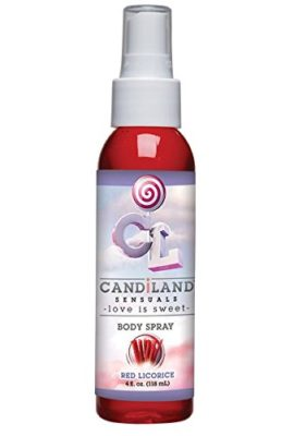 Doc-Johnson-Candiland-Sensuals-Flavored-Body-Spray-Red-Licorice-4-Ounce-0