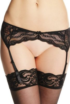 btemptd-by-Wacoal-Womens-Lace-Kiss-Garter-Night-PetiteSmall-0