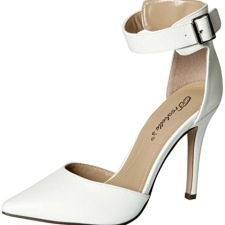 Breckelles-Isabel-01-D-Orsay-Pumps-Shoes-White-Pu-85-0